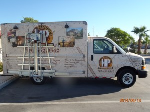HP Enterprises Truck